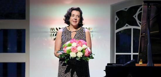 Elena Bashkirova, © Peter Wieler