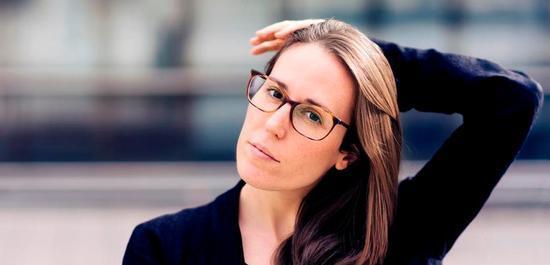 Komponistin Clara Iannotta, © Astrid Ackermann