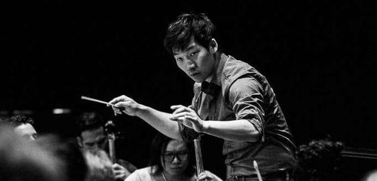 Joon Choi, © Basel Sinfonietta