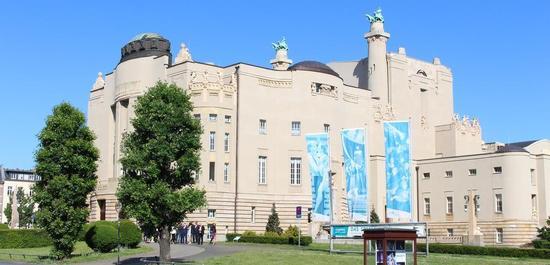 Staatstheater Cottbus (Außenansicht), © Manuela Bachmann