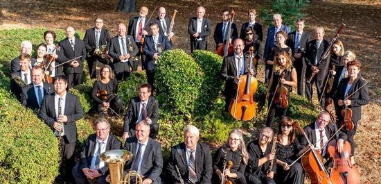 Das Orchester des Nordharzer Städtebundtheaters, © Ray Behringer