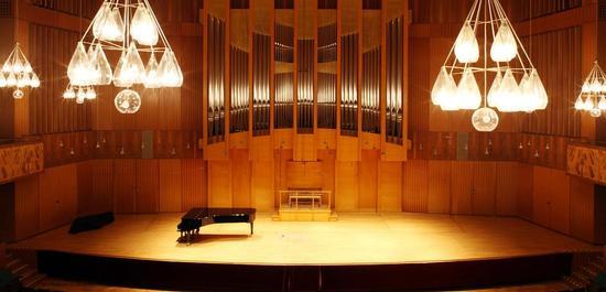Konzertsaal der Hochschule für Musik und Theater München, © Hans Christian Barth
