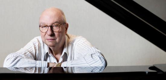 Komponist Aribert Reimann, © Gaby Gerster