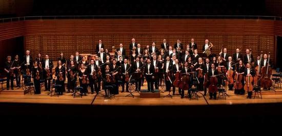 Sinfonieorchester Luzern, © Vera Hartmann
