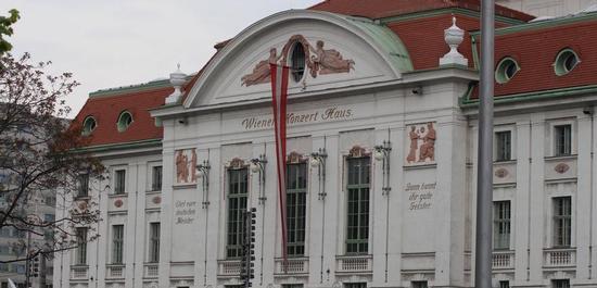 Konzerthaus Wien, © Manuela Bachmann