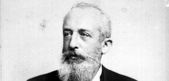Hermann Levi (1894), © Bergen Public Library