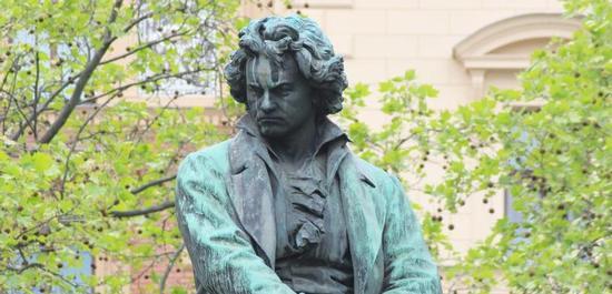 Wiener Beethoven-Denkmal, © Manuela Bachmann