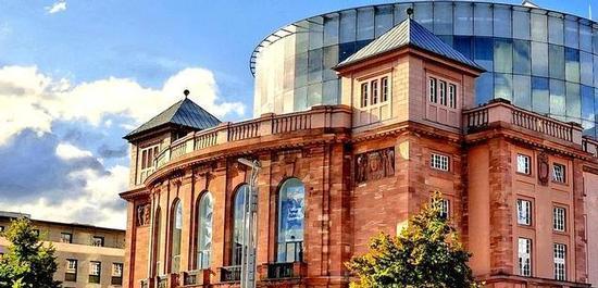 Staatstheater Mainz, © Harald Landsrath