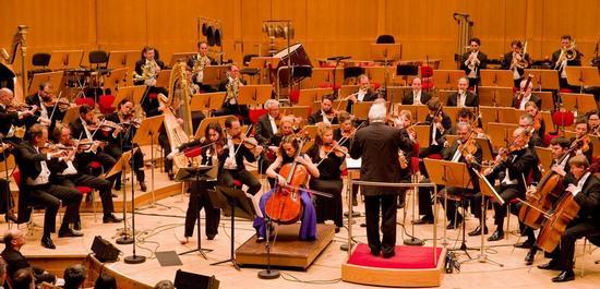 Concertgebouworchester Amsterdam, © Jörg Hejkal