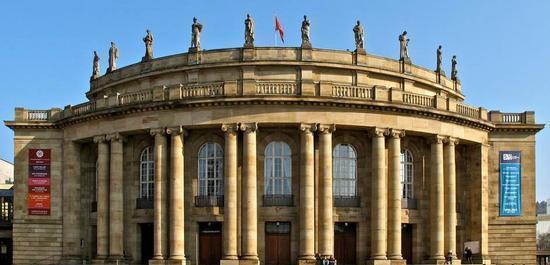 Staatstheater Stuttgart, © Schlaier