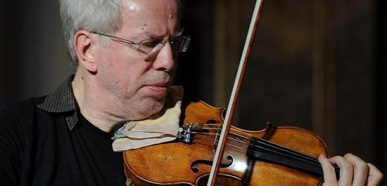 Gidon Kremer beim Kammermusikfest Lockenhaus (2008), © Guus Krol