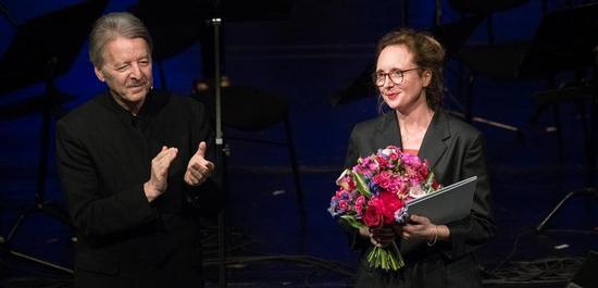 Verleihung des Ernst-von-Siemens Musikpreises 2019, © Stefanie Loos