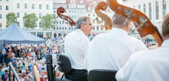 Dresden singt & musiziert, © Oliver Killig