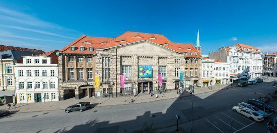 Theater Lübeck, © Olaf Malzahn