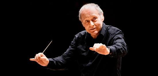 Dirigent Adam Fischer, © Nikolaj Lund