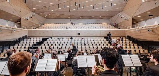 Konzertsaal Andermatt, © Kanipak Photography