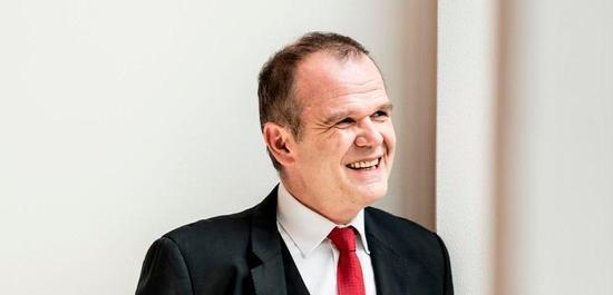 Francois-Xavier Roth, © Holger Talinski