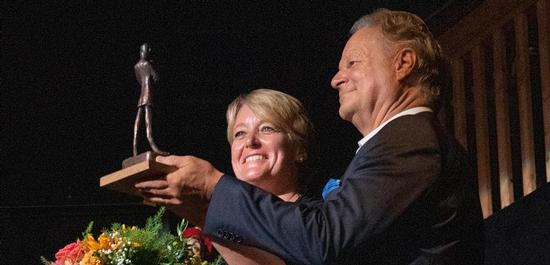 Verleihung des Pocci-Preises an Cornelia von Kerssenbrock und Ludwig Baumann, © Nicole Richter