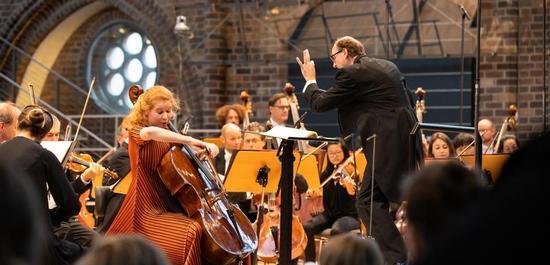 Abschlusskonzert Neubrandenburg, © Oliver Borchert