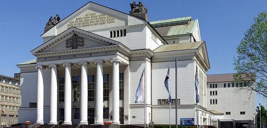 Stadttheater Duisburg (2008), © Raimond Spekking