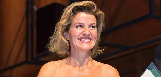 Geigerin Anne-Sophie Mutter, © Ole Morten Melgard