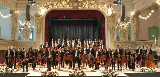 Clara Schumann Philharmoniker Plauen-Zwickau, © Peter Awtukowitsch