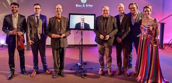 Die Preisträger des Progressive Classical Music Awards 2019, © Christian Leibig