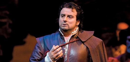 Marcello Giordani in The Girl of the Golden West (2008), © Marty Sohl