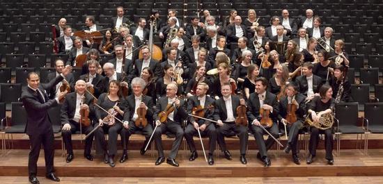 Württembergische Philharmonie Reutlingen, Fawzi Haimor, © Jürgen Lippert