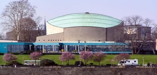 Beethovenhalle Bonn, © Axel Kirch