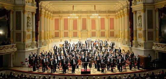 Sächsische Staatskapelle Dresden unter der Leitung von Christian Thielemann, © Matthias Creutziger