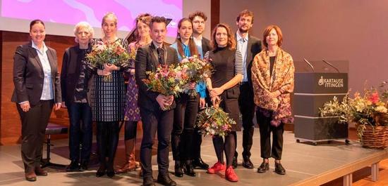 Verleihung der IBK-Förderpreise, © Internationale Bodensee Konferenz