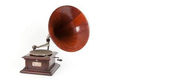 Grammophon (Symbolfoto), © Alessandro Nassiri