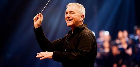 Dirigent Howard Arman, © Bayerischer Rundfunk