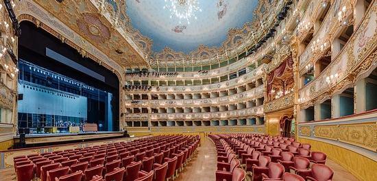 Teatro La Fenice (Innenansicht), © Benh Lieu Song