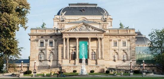 Staatstheater Wiesbaden, © Sven Helge Czichy