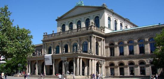 Opernhaus Hannover, © H. Helmlechner