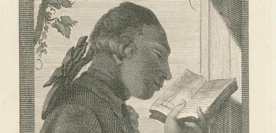 Johann Sebastian Bach der Jüngere (1748–1778), © Carl Wilhelm Grießmann