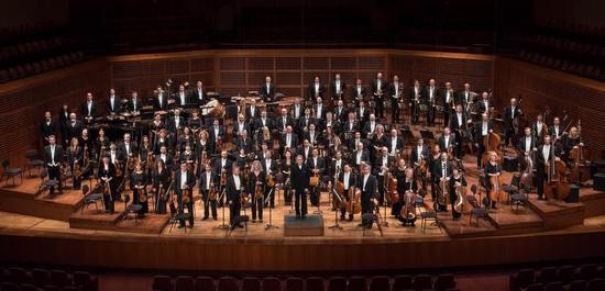 San Francisco Symphony Orchestra, © Stefan Cohen