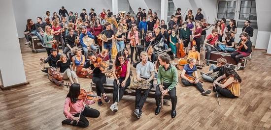 Junge Deutsche Philharmonie (2018), © Achim Reissner