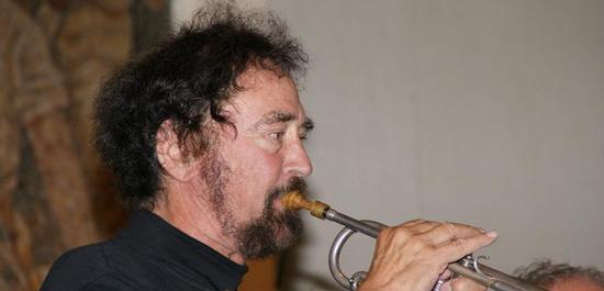 Trompeter Edward H. Tarr, © privat