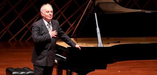 Daniel Barenboim beim Klavier-Festival Ruhr, © Klavier-Festival Ruhr