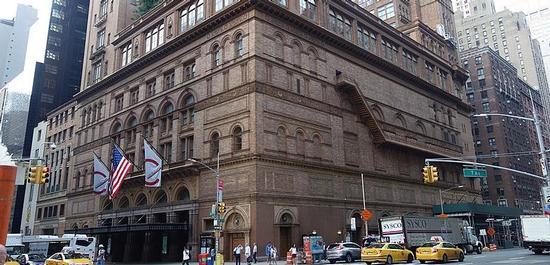 Carnegie Hall New York (2018), © Tdorante10