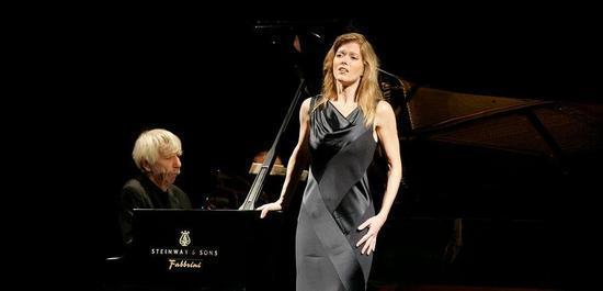 Barbara Hannigan (2008), © Lelli e Masotti