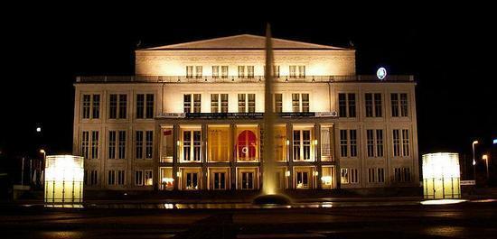 Oper Leipzig, © Jaimrsilva