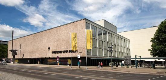 Deutsche Oper Berlin, © Leo Seidel
