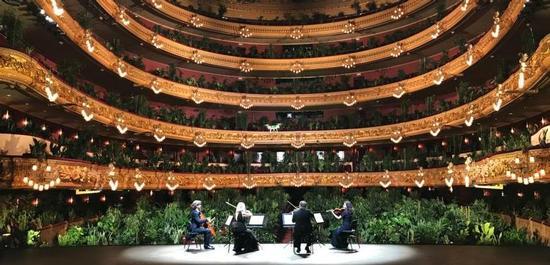 Concierto Bioceno, © Gran Teatre del Liceu