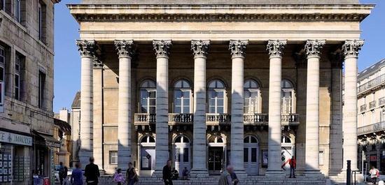 Grand Théatre de Dijon, © François de Dijon