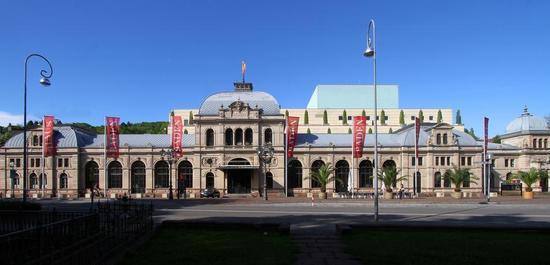 Festspielhaus Baden-Baden, © Gerd Eichmann