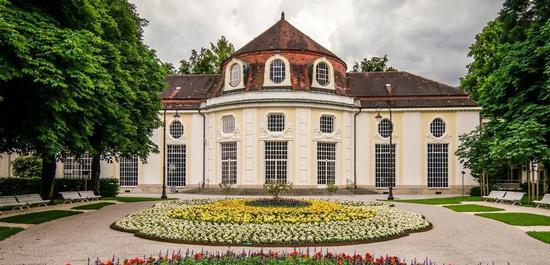 Die Konzertrotunde am Kurgarten Bad Reichenhall, © Bad Reichenhaller Philharmoniker